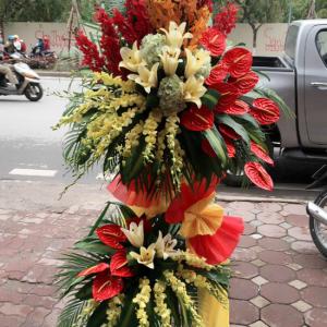 các lẵng hoa đẹp