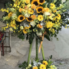 lẵng hoa đẹp