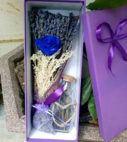Hoa oải hương khô tặng sinh nhật bạn gái