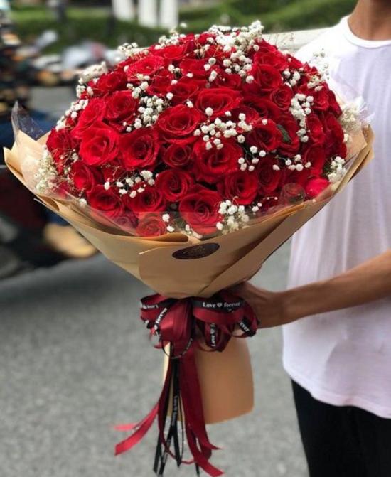 Ý nghĩa hoa hồng ngày 20-10